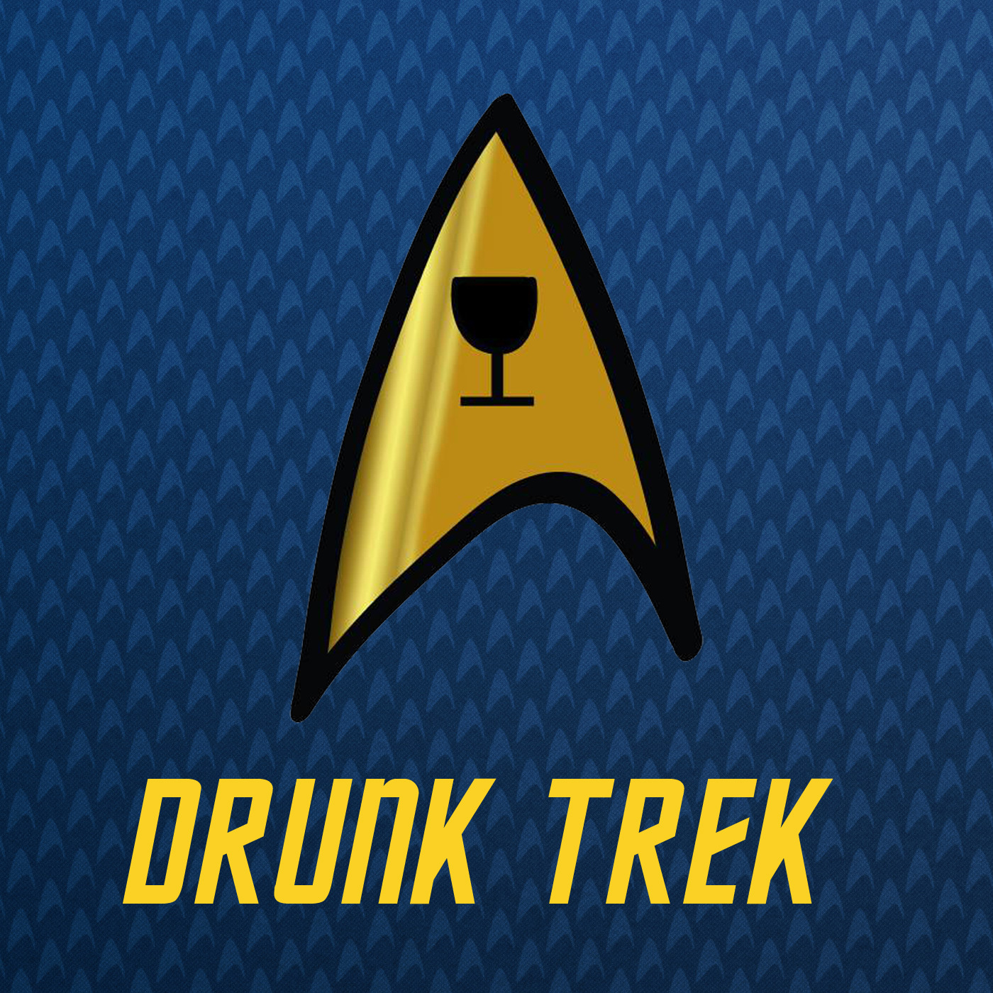 Drunk Trek — A Boozy Star Trek Podcast